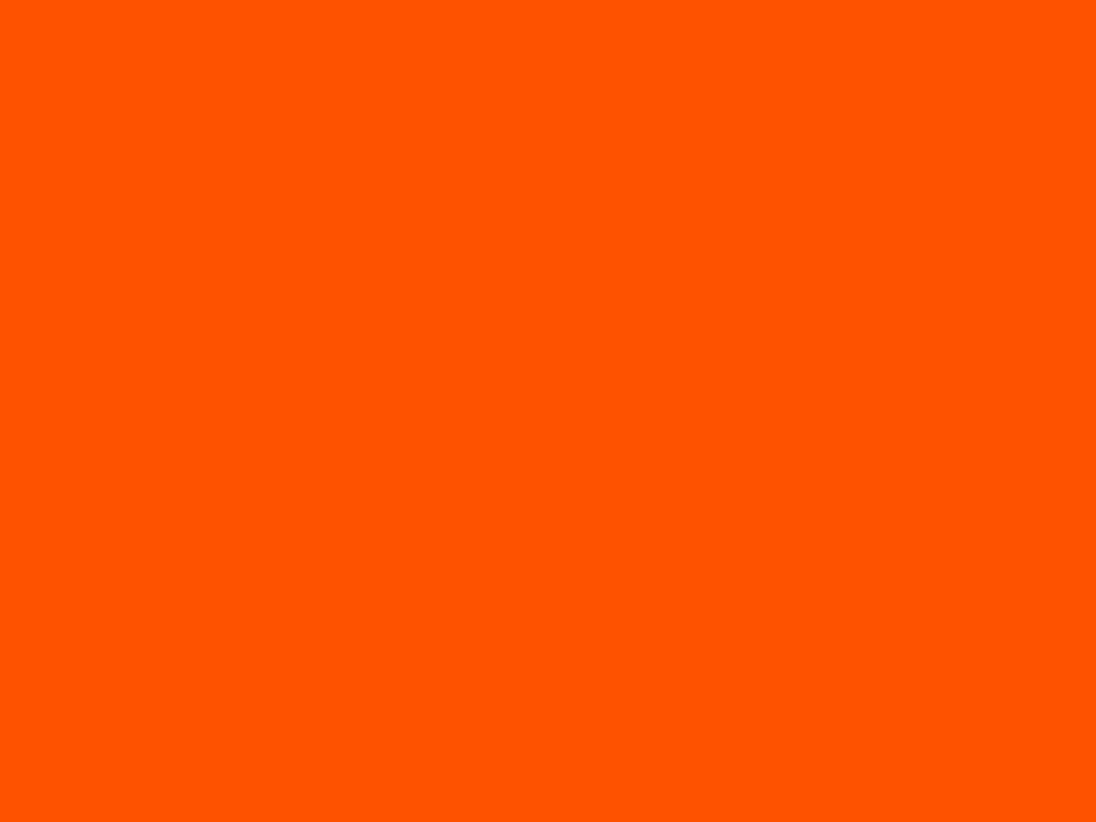 Plain Fur Fabric Orange Faux Orange Craft Fur By the Metre