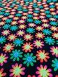 Neon Flowers Elastique