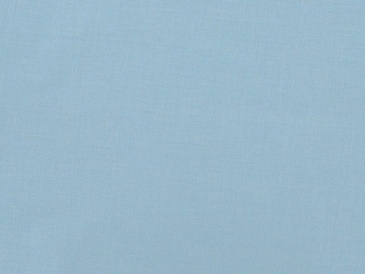 100% Premium Plain Cotton, Baby Blue