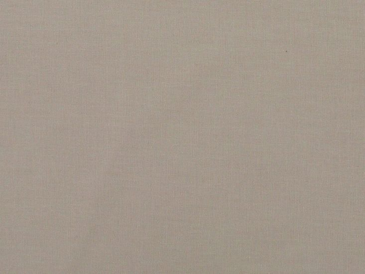 100% Premium Plain Cotton, Beige