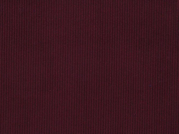 Cotton Corduroy - 8 Wale, Wine