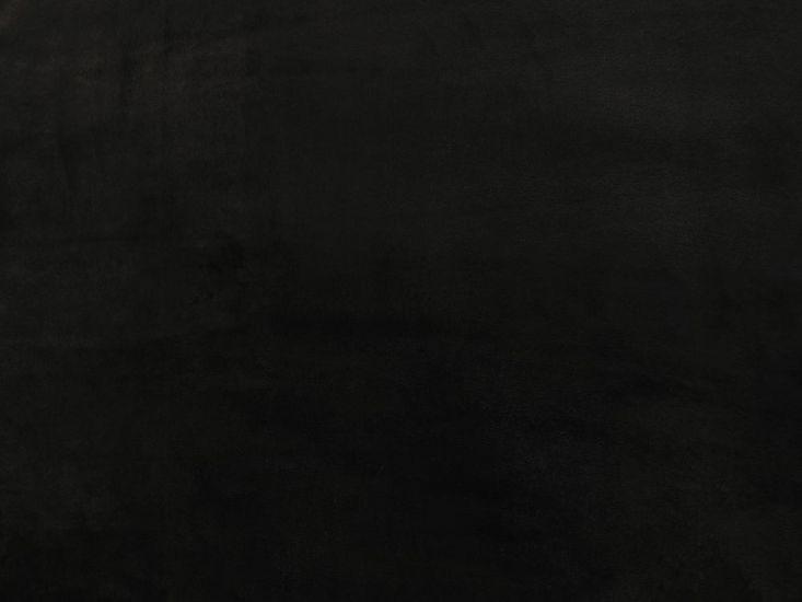 Ultra Soft Plain Cuddle Fleece, Black