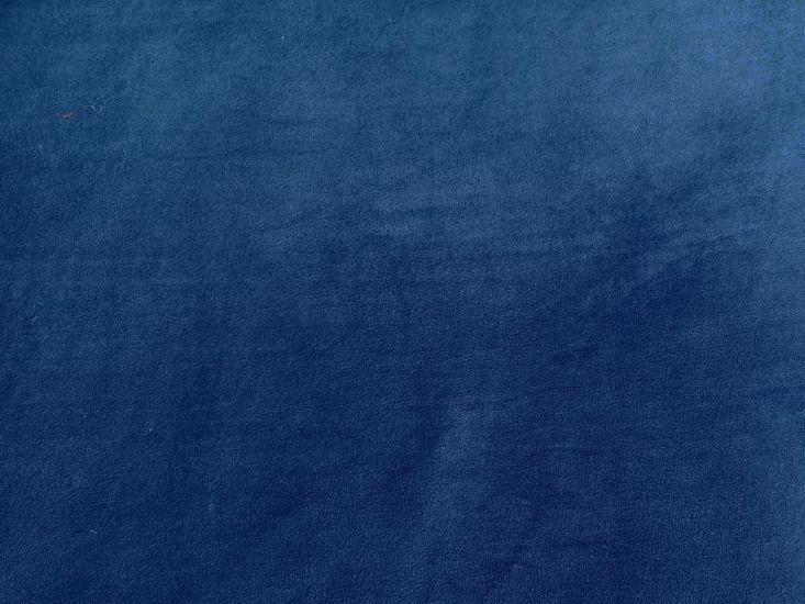 Ultra Soft Plain Cuddle Fleece, Royal Blue