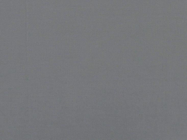 100% Premium Plain Cotton, Dark Grey