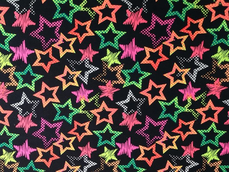 Neon Stars Elastique