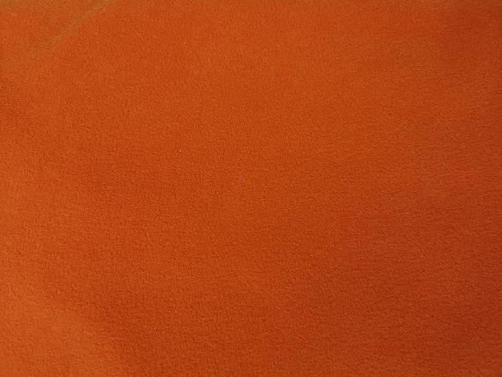 Polar Fleece Anti-Pil - Orange