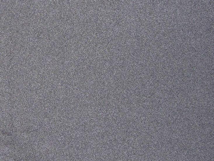Glitter Sparkle Stretch Polyester, Black Silver
