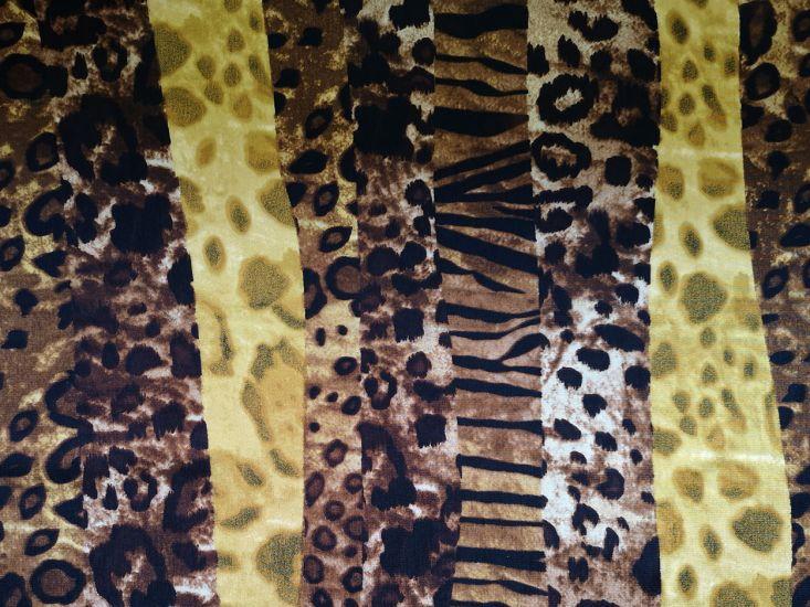 Animal Stripe Print, Lightweight