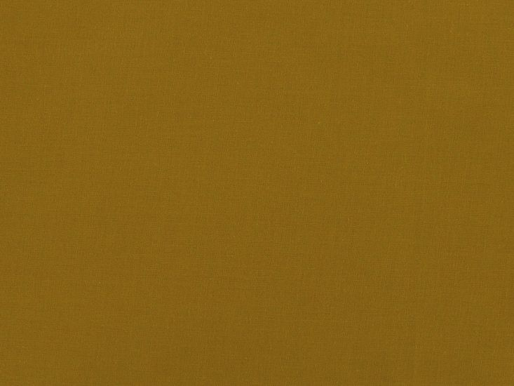 100% Premium Plain Cotton, Mustard