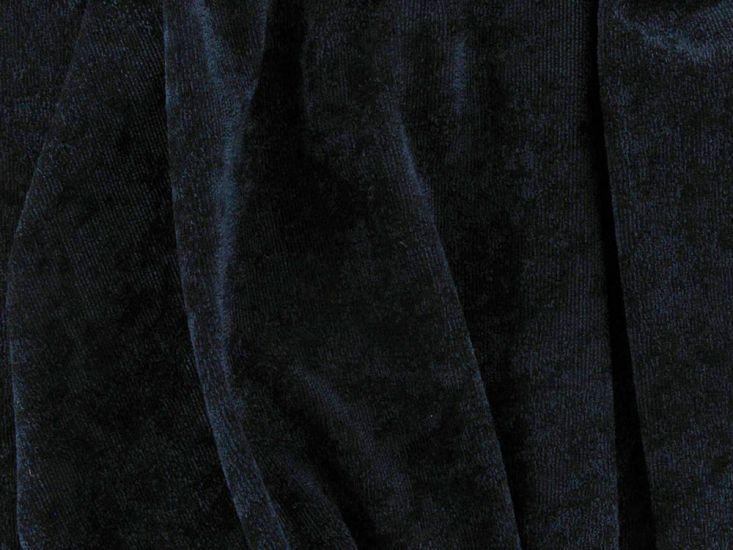 Chenille - Navy Blue