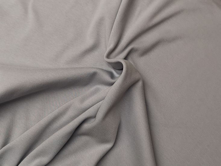 Pure Cotton Jersey, Grey