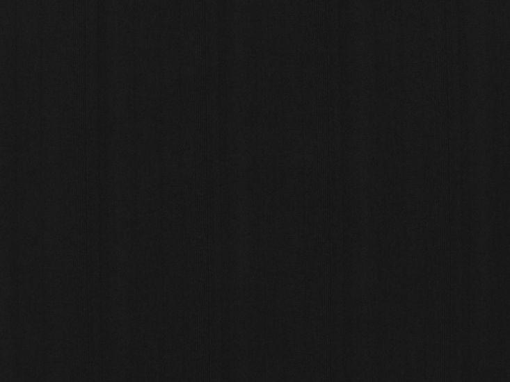 Self-Stripe Stretch Cotton Drill, Black