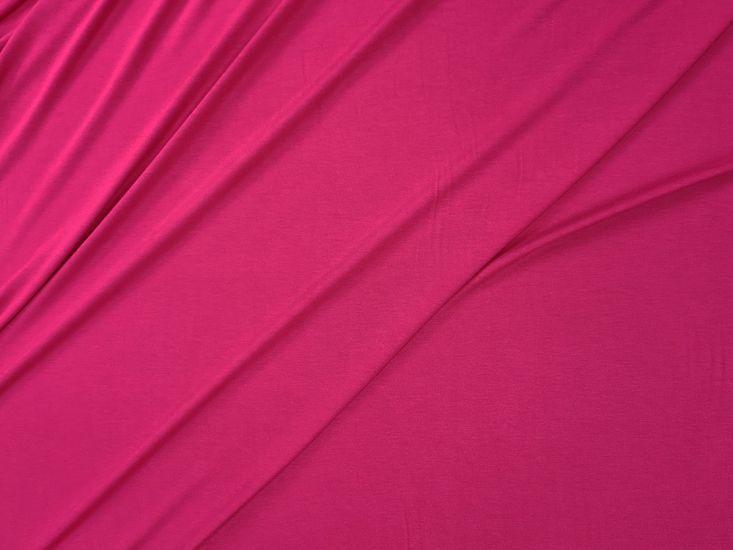 Viscose Jersey, Lipstick Pink