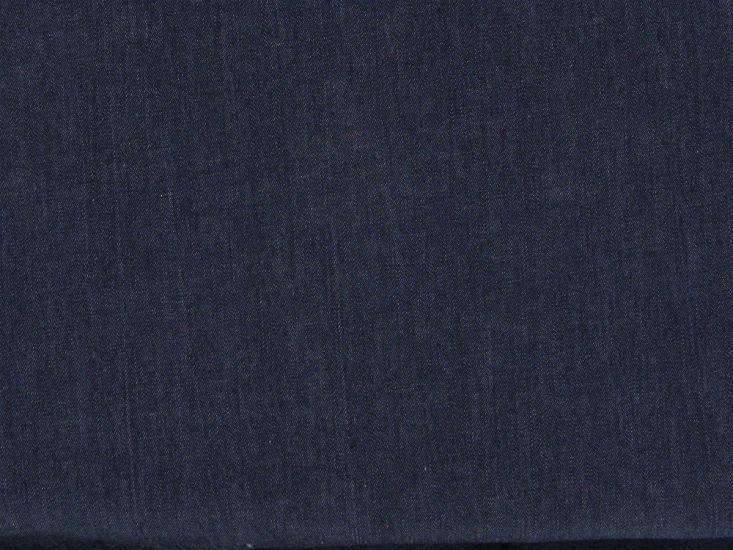 Plain Washed 4oz Denim, Dark Blue