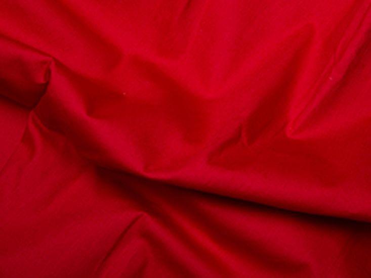 Premium Cotton Poplin, Scarlet
