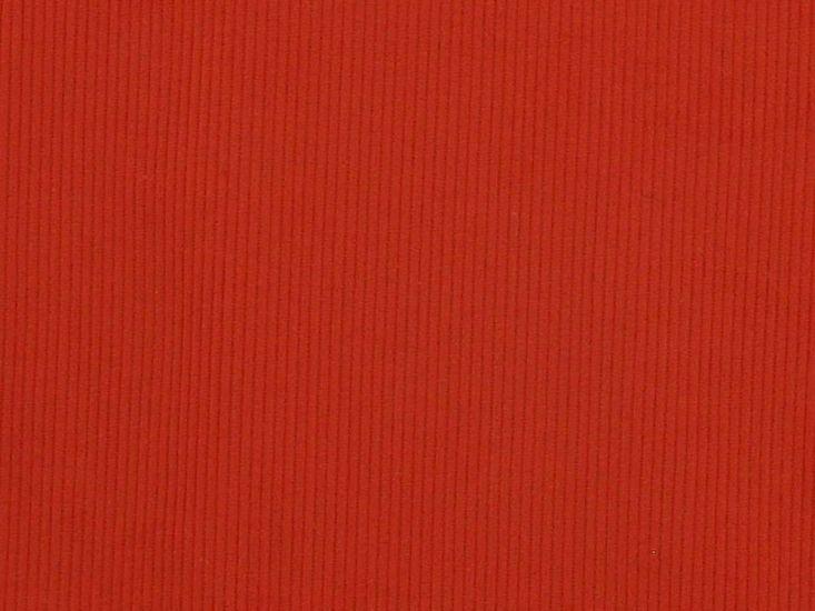Cotton Micro Cord, 16 Wale Corduroy, Orange