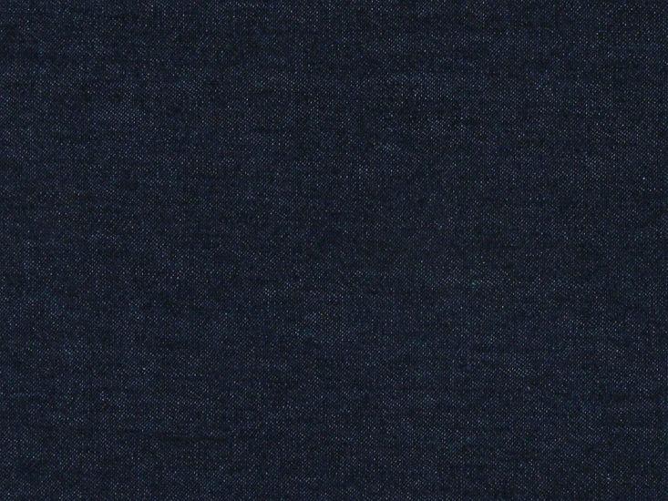 Plain Washed 8oz Denim, Dark Blue