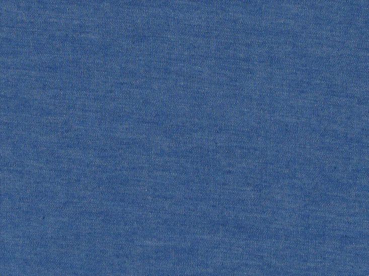 Plain Washed Chambray, Light Blue