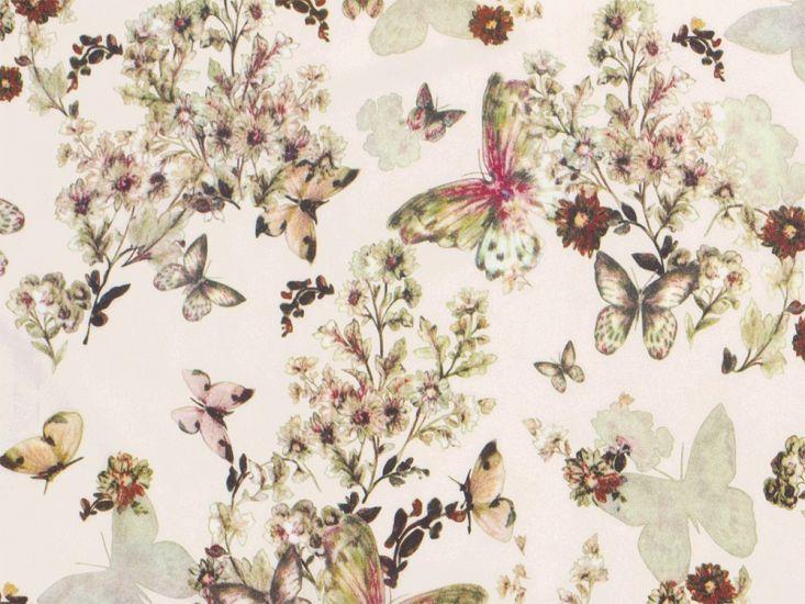 Butterfly Flutter Crepe, Blossom