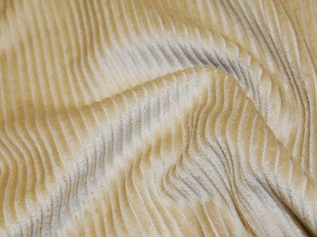 Cotton Corduroy - 5 Wale, Cream
