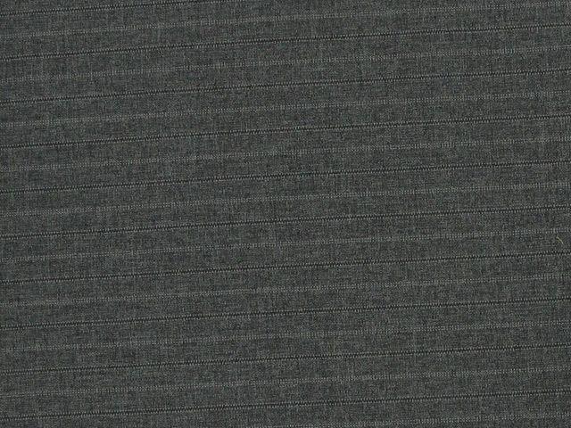 Striped Bi-Stretch - Grey