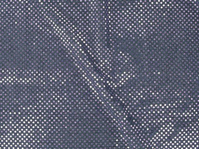 Hologram Sequin on US Knit - Grey Blue