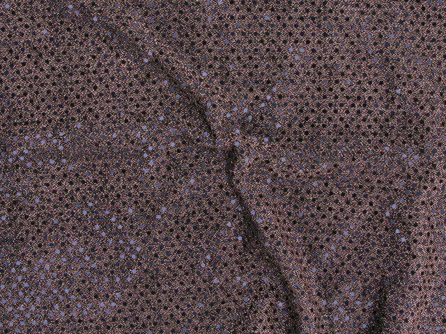Hologram Sequin on US Knit - Flash Brown