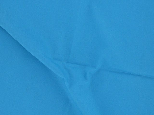 Plain Polycotton Fabric - Peacock