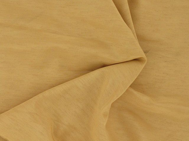 Nep Shantung - Rich Gold