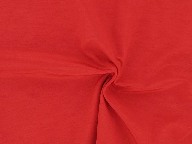 Nep Shantung - Red