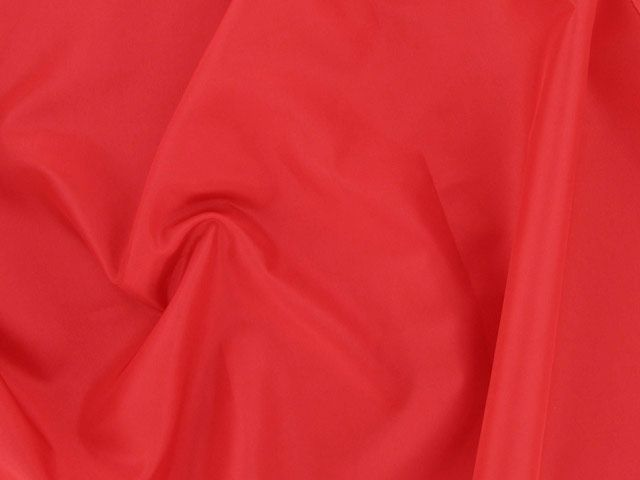 Polyester Taffeta - Red