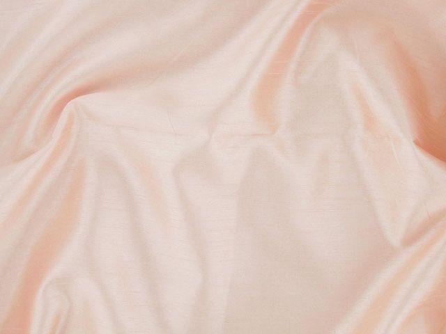 Shantung Organza - Peach