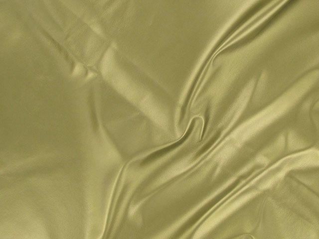 PU Coated Interlock - Gold