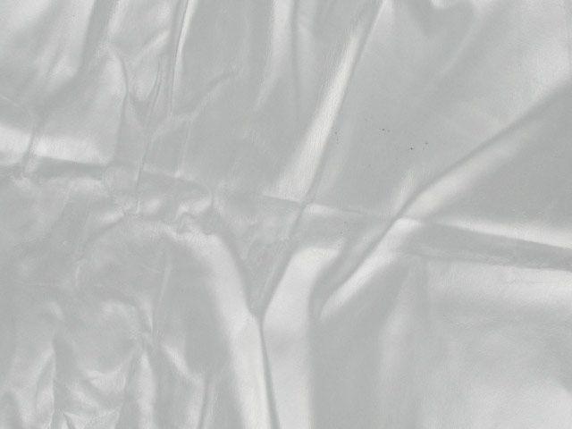 PU Coated Interlock - Silver Grey