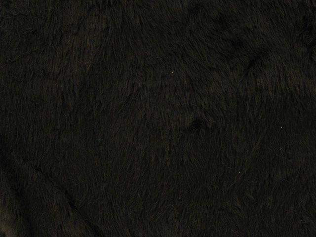 Short Pile Fur Fabric - Bruno
