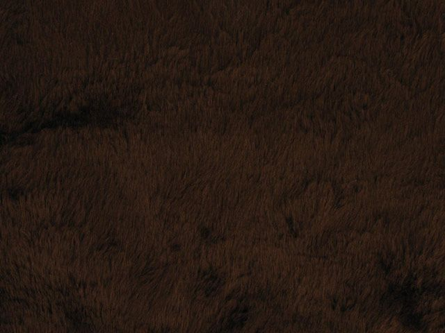 Short Pile Fur Fabric - Malt