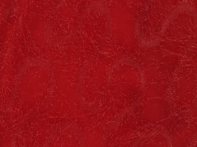 Pebble Long Hair Metallic Uragiri Jacquard - Red
