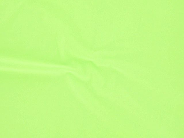 Cotton Jersey with Elastane - Bright Green