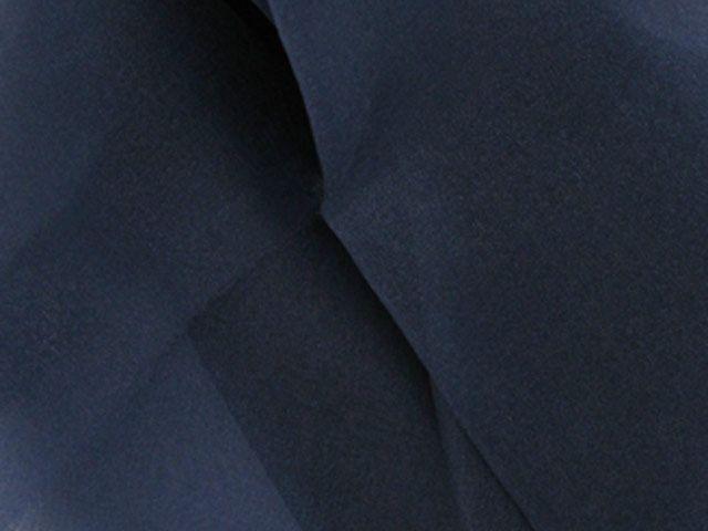 Crystal Organza - Navy Blue