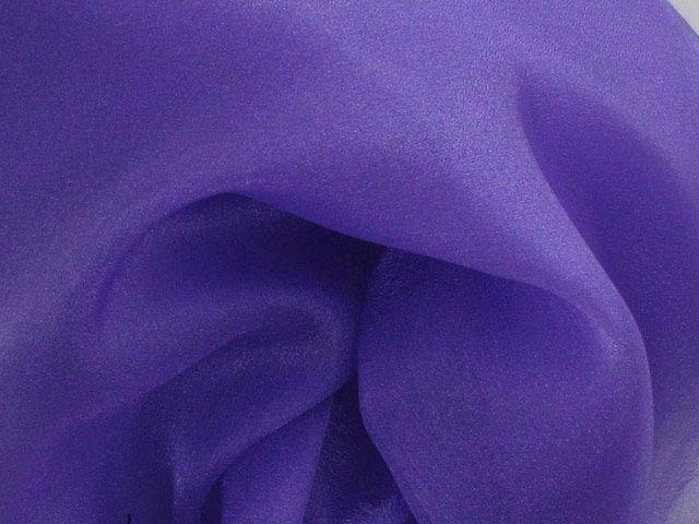 Crystal Organza - Purple