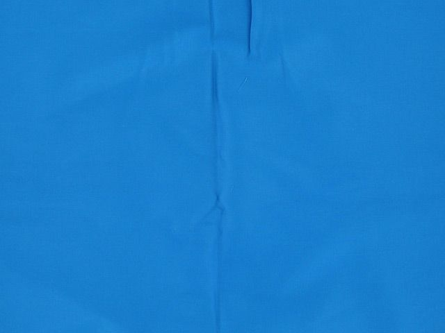 Stretch Cotton Sateen - Blue