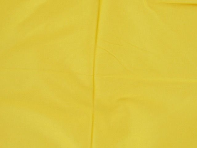Stretch Cotton Sateen - Yellow