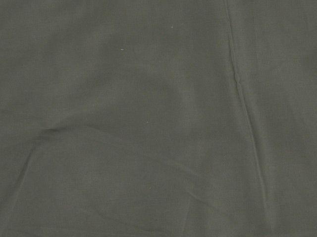 Stretch Cotton Sateen -  Dark Grey