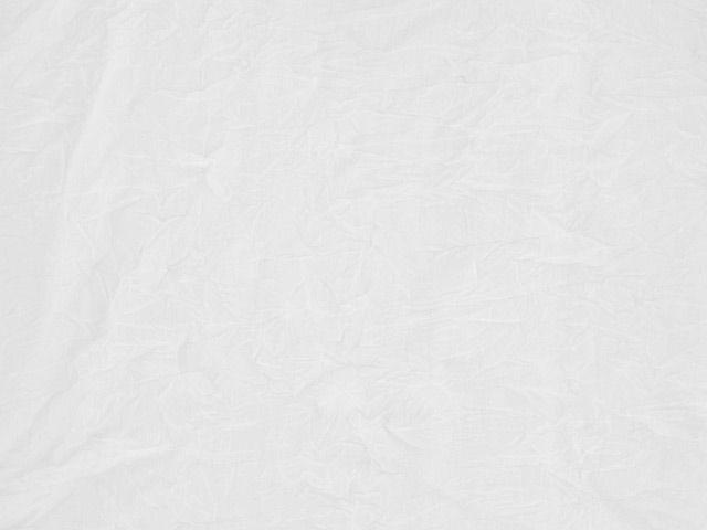 Crinkled Viscose - White
