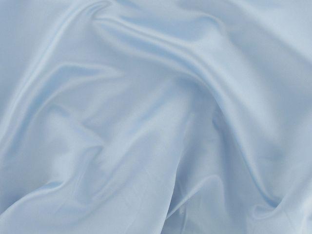 Duchess Satin - Sky Blues