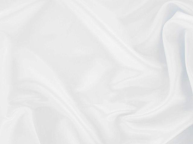 Duchess Satin - White