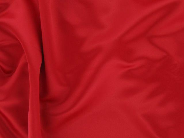 Duchess Satin - Red