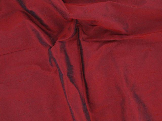 Fashion Silk Dupion - Bordeaux