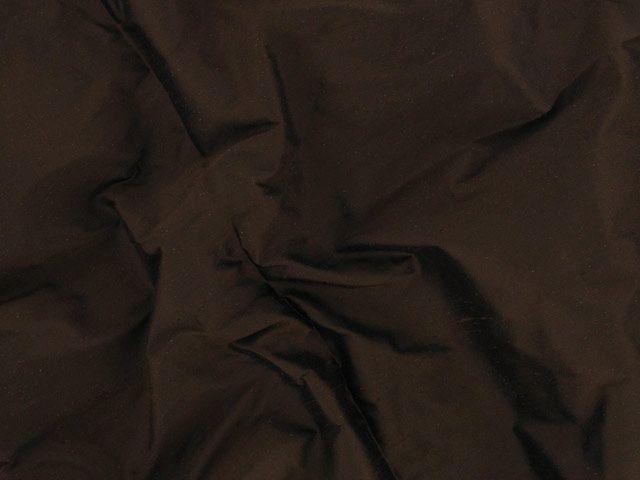 Fashion Silk Dupion - Chocolate