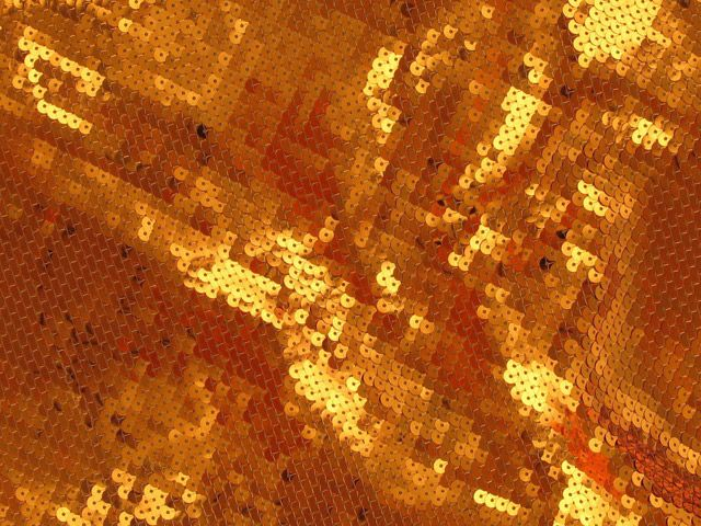 Fishscale Sequin - Copper